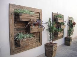diy vertical wall garden planter fabartdiy