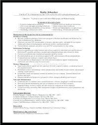 Sample Resume For Registered Radiologic Technologist. Sample Resume ...
