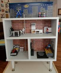 kids dollhouse furniture. super hero house for boys diary of a preppy mom diy dollhouse furniture on the cheap kids