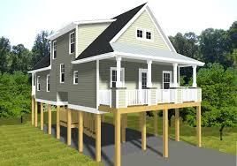 small beach house plans house plan house on stilts plans river floor beach cottage raised narrow small beach house plans