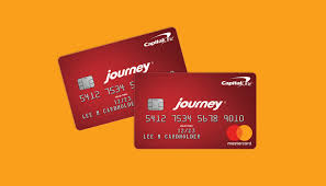 journey student credit card from
