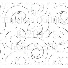 76 best Quilting designs images on Pinterest | Books, Crafts and ... & SPIRAL RINGS, (http://www.willowleafstudio.com/spiral- Adamdwight.com
