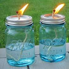 patio oil lamps mason citronella mason jar candle now this i know we all can make this simpl