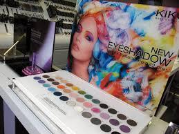 kiko make up milano bright new eyeshadow