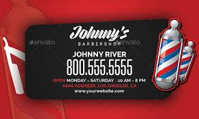 barbershop business cards barber shop business cards barbershop business card template
