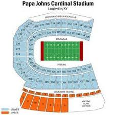 Uofl Football Stadium Seating Chart Gates Of Papa Johns Cardinal Stadium Saferbrowser Yahoo