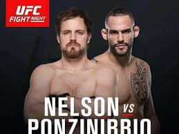Watch UFC Fight Night 113