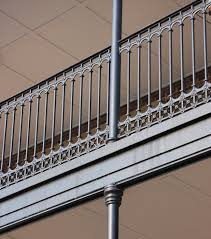 Balcony Fence cast iron stair and balcony railings archives heritage cast iron 5503 by xevi.us