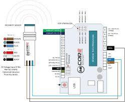 wiring a metal detector npn proximity sensor on arduino wiring a metal detector npn proximity sensor on arduino 14core com