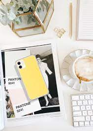 iPhone XR Yellow Aesthetic Cases (Page ...