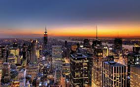 New York Skyline Wallpapers - Top Free ...