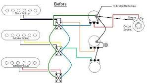 some wiring help ultimate guitar forget any tone wires that are going to the switches just take one wire from the tone to the volume like this