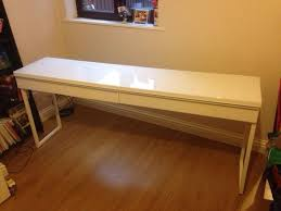 ikea besta burs desk 180x40 cm