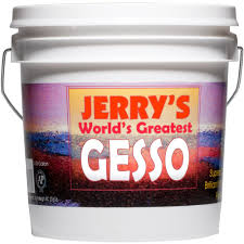 Ge Sso Login Acrylic Gesso Primer White Artist Gesso Paint Jerrys Artarama