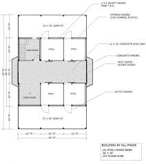 the first floor would be garage or barn space with the lay out of your choice
