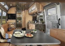 Airstream Interior Design Custom Inspiration Design