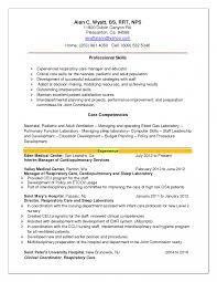 Resume Examples Pinterest Respiratory Therapy Resume Examples Pinterest Care Supervisor Sample 32