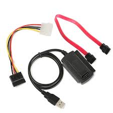 online get cheap pc cable connections aliexpress com alibaba group sata ide to usb cable converter adapter connect cable for for hard disks cd dvd combo