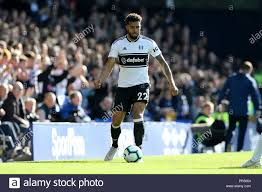 Liverpool, UK. 29th Sept 2018. Cyrus Christie of Fulham in action. Premier  League match, Everton v