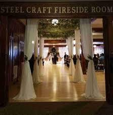 chandelier ballroom wedding ceremonies