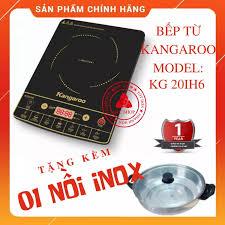 Bếp điện từ đơn Kangaroo KG20IH1 / KG20IH6 hoặc KG365i kèm nồi lẩu - Bảo  hành chính hãng 1 năm: Mua bán trực tuyến Bếp điện với giá rẻ