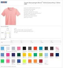 Hanes Hosiery Color Chart Hanes Sweatshirt Color Chart Toffee Art