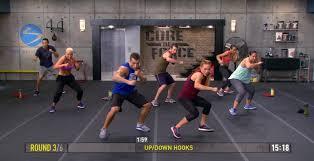 core de force fitness program available