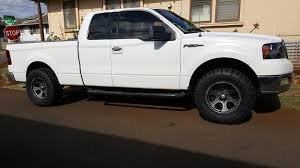 Largest Tire Size For Stock F150 Xl F150online Forums