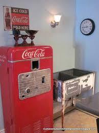 Home Coke Vending Machine New Home Coke Machine Old Coke Machine And Maid Of Honor Sink Our