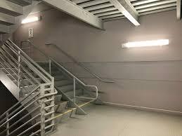 Stairwell Lighting Occupancy Sensor High Rise Stairwell Los Angeles Ca Go Beyond Efficiency