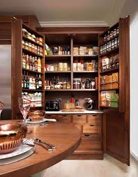 top 76 elaborate kitchen enchanting u shape decoration using solid cherry wood pantry cabinet stunning images of with various furniture for design and
