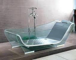 clear bathtub clear bathtub clear glass tub clear bathtub clear bathtub drain baking soda unclogging bathroom