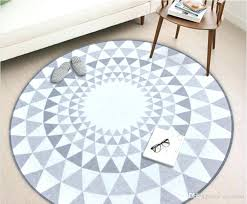 computer chair area rug gray series round carpets for living room children play tent floor childrens canada