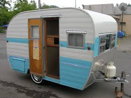 Small Picture Russian River Vintage Travel Trailers Lets Go RVing Pinterest