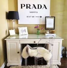 chic office space. Chic Office Decor | Crafts Home Space