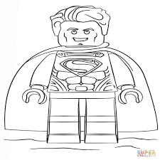 Supereroi Lego Da Colorare Pagine Da Colorare E Stampabili Gratis