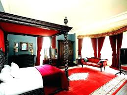 red white and blue bedroom decorating