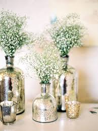 mercury vases mercury glass centerpiece vases for your rustic chic wedding blog tall mercury glass vases