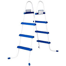 pool ladders compared to
