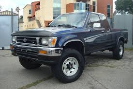 Weekly Craigslist Hidden Treasure: 1994 Toyota Pickup Truck   CarBuzz