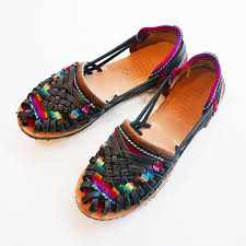 men mexican black d including soiyl sandals leather sandals leather shoes flattie handmade knitting