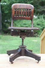 gray swivel office chair 75 vintage wooden. Vintage Wooden Desk Chair Swivel Adjustable Industrial Sikes- Steampunk Gray Swivel Office Chair 75 Vintage Wooden A
