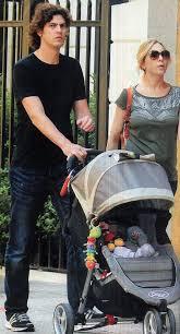 FOTOS] Carla Peterson y Martín Lousteau, de paseo con su hijo Gaspar