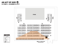 Act Theatre Seating Chart An Act Of God Signature Theatre