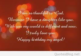 Happy Birthday Quotes For Daughter Interesting Happy Birthday Quotations Happy Anniversary Quotes