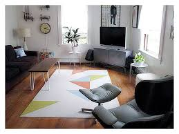 Living Room Area Rug Placement Creative Area Rug Placement Living Room On A Budget Good Looking