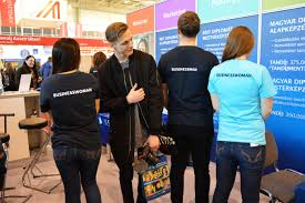 international business school student life educatio fair in budapest 2017