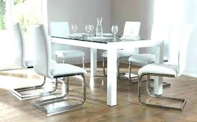 glass dining table set round glass dining room table best of glass for dining table