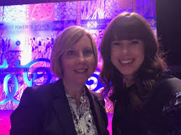 """Deborah Gillis on Twitter: """"Happy to spend some time with Alison Parks, one  of the many bright minds on our CAMH team, at the @FortuneMPW Summit in  Toronto. It's important to provide"""