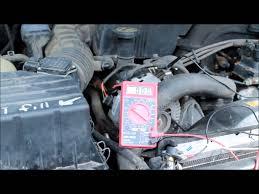 ford mercury alternator broken wire problem alternator wiring test premium